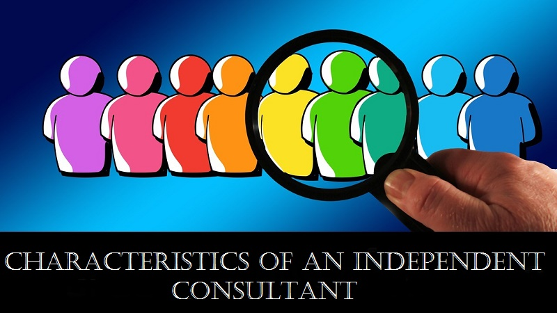 Characteristics of an independent consultant