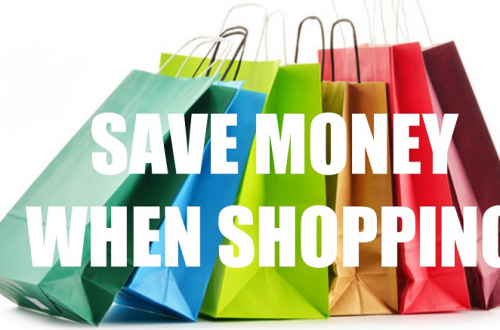 how to save on shopping