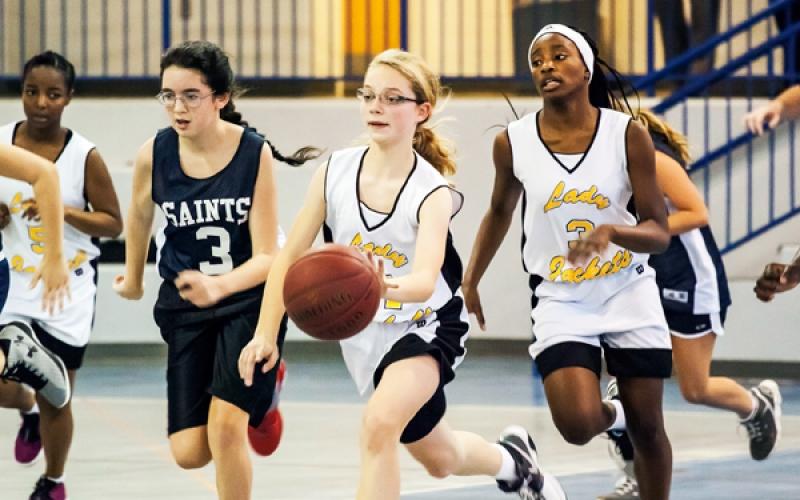 discover mini basketball