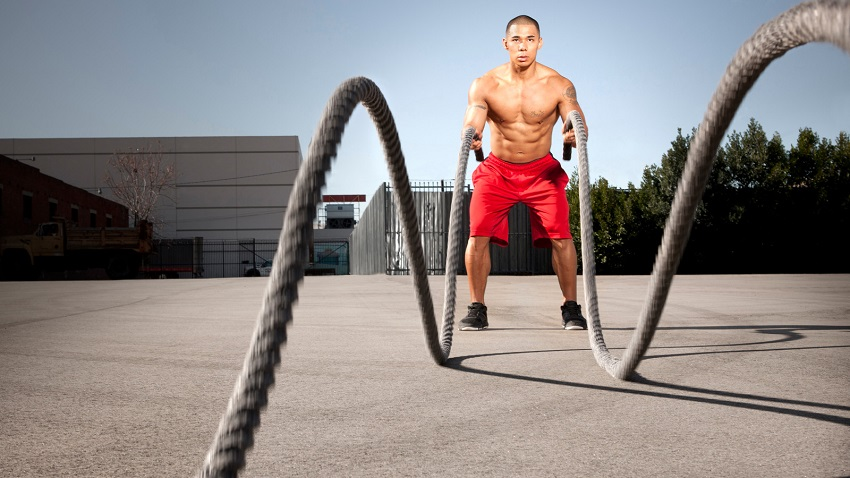 rope training exercises
