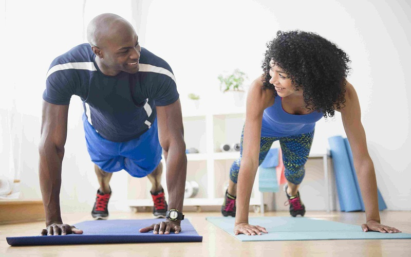 tips to live in physical and mental balance