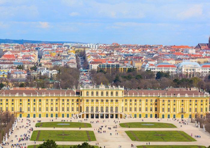 attraction in Vienna
