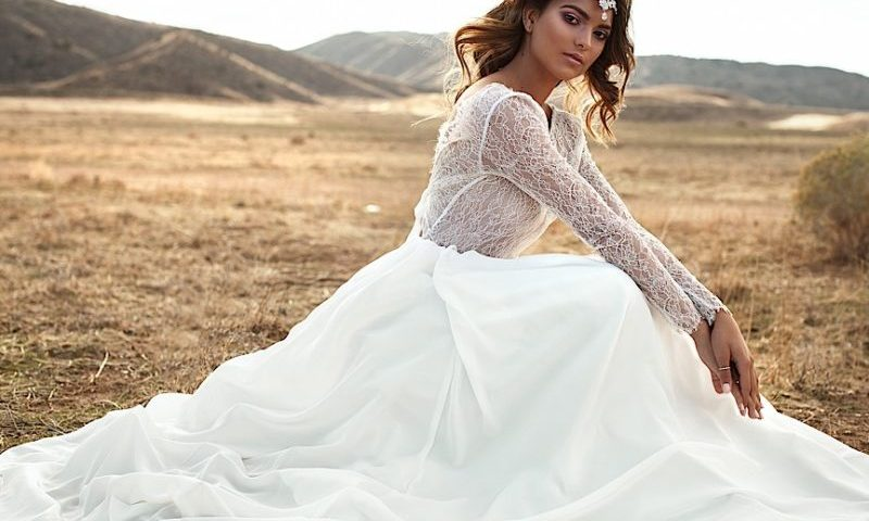 wedding dresses for winter weddings