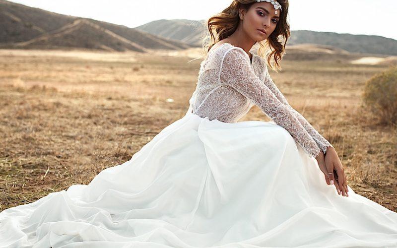 wedding dresses for winter weddings