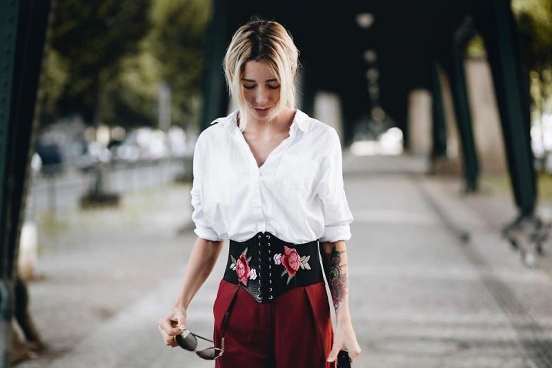 Fashionable Women's Belts In 2018