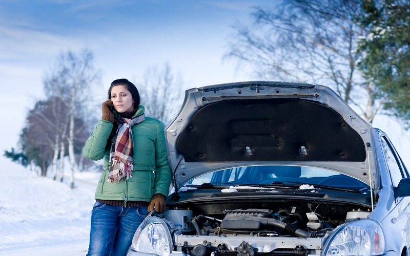 safe driving in winter