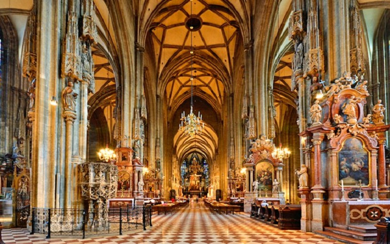 places you have to attraction in Vienna