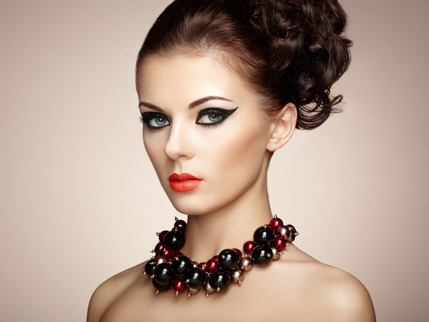 The golden rule: choose make-up based on your personality!