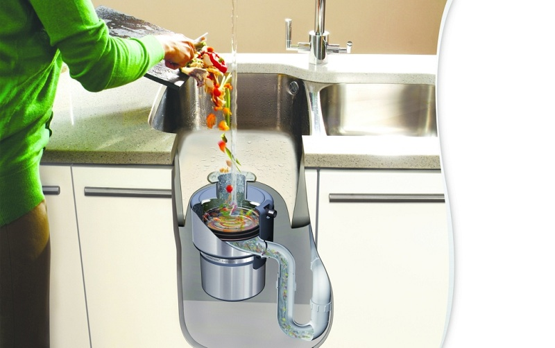 How And What To Choose A Food Waste Chopper Under The Sink?