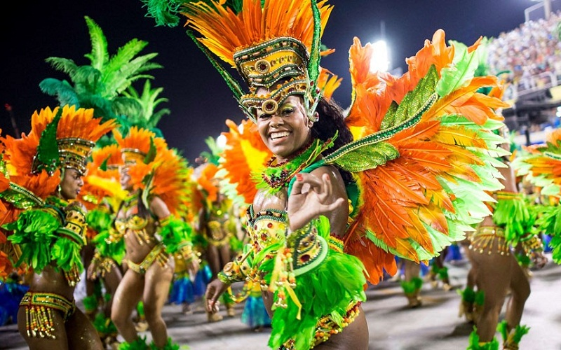 best New Year's traditions in Brazil