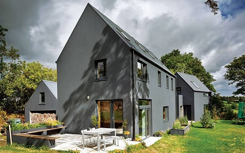 best ecological house