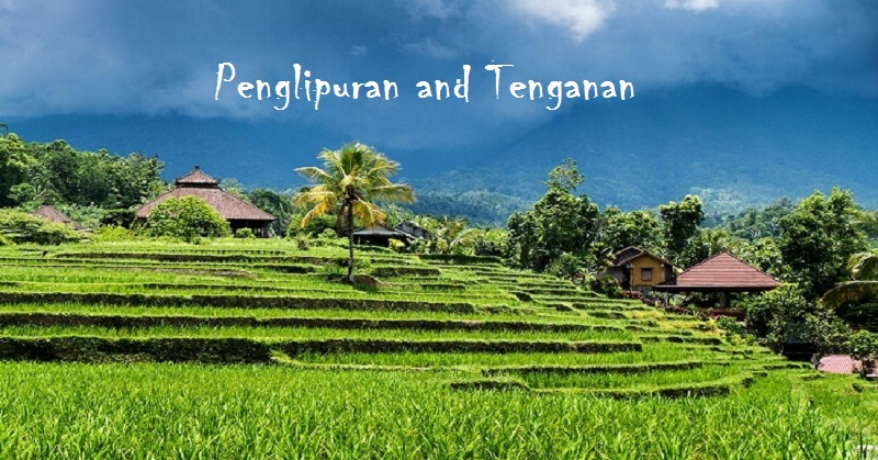 Penglipuran and Tenganan