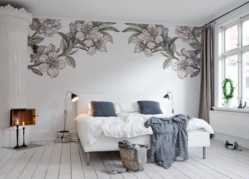 Do it yourself wall painting