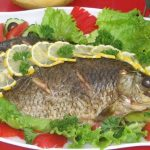 Recipe: Crucian Carp In Sour Cream