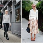 How To Wear A Sweater With A Skirt?
